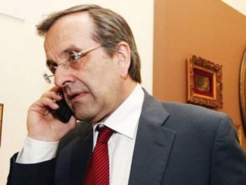 «Γκάζια» Σαμαρά σε υπουργούς για εκκρεμότητες με την Τρόικα