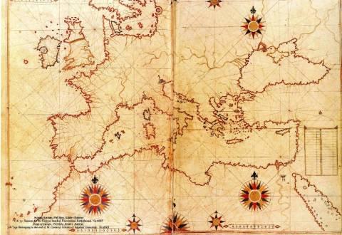 Μεγάλο αίνιγμα της ανθρωπότητας: Ο Χάρτης του Πίρι Ρέις