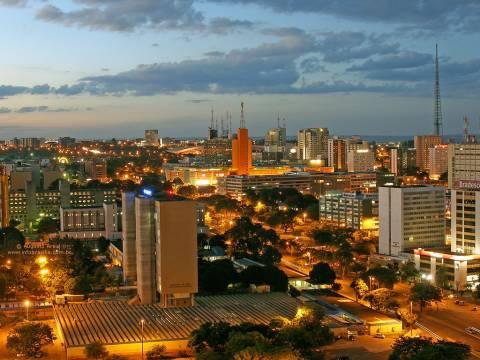 Δεν έχετε ιδέα πως ήταν η πρωτεύουσα της Βραζιλίας το... 1956!