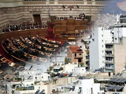 Κοινοβουλευτικό crash test για το φόρο ακινήτων