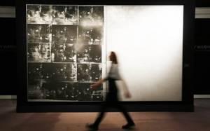 Ιστορικό ρεκόρ για έργο του Άντι Γουόρχολ