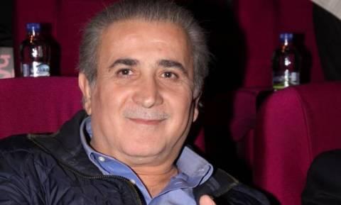 Λαζόπουλος: «Νιώθω σαν να έχω μπει στην εντατική»