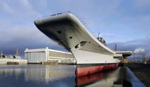 Ρωσία: Δίνει θωρηκτό στο πολεμικό ναυτικό της Ινδίας
