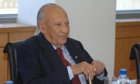 Σε κρίσιμη κατάσταση ο πρώην πρόεδρος της Κύπρου Γλαύκος Κληρίδης