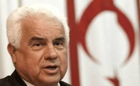 Έρογλου: Οι Τουρκοκύπριοι δεν θα δεχθούν ελληνοκυπριακή διοίκηση