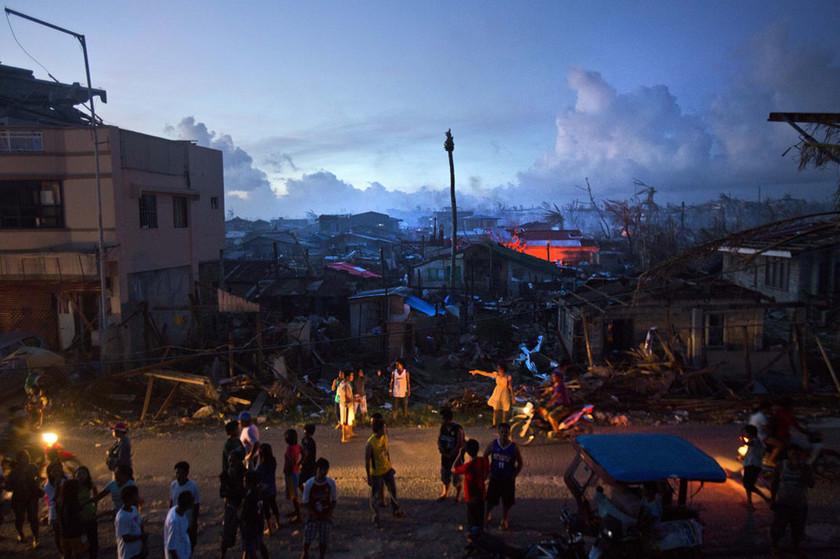 Φιλιππίνες: Μία εβδομάδα μετά την απίστευτη τραγωδία (pics)