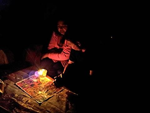 Ζωή στο σκοτάδι στην εκπομπή «360°»