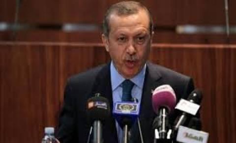 Ο Ερντογάν υποδέχτηκε τον πρόεδρο του ιρακινού Κουρδιστάν