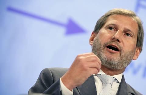 Γ.Χαν: Θα δοθούν στην Ελλάδα 16 δις σε μια επταετία