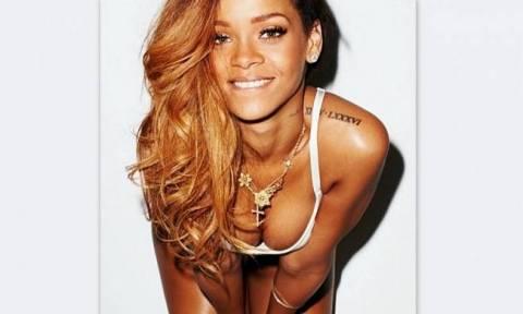 Σοκ: Η φωτογραφία-σκάνδαλο με τη Rihanna γυμνή και μεθυσμένη!