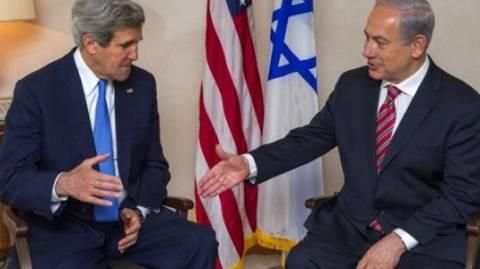 Συνάντηση Κέρι - Νετανιάχου για το Ιράν
