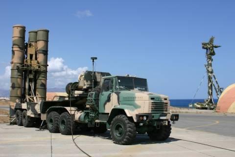 Πρώτη δοκιμή των S-300 στην Κρήτη