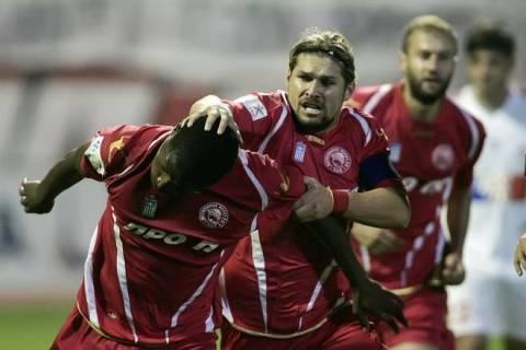 Football League: «Βόμβα» Αιγινιακού, στην κορυφή ο Ολυμπιακός Βόλου