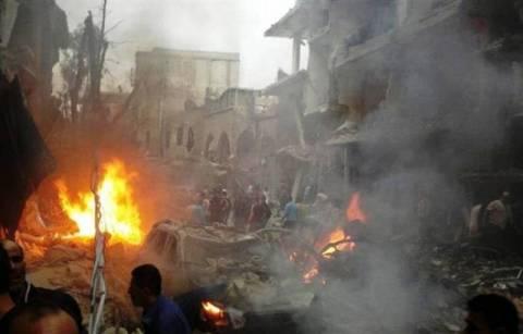 Συρία: Τουλάχιστον 31 στρατιωτικοί νεκροί από έκρηξη βόμβας