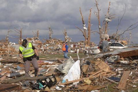 ΗΠΑ: Έξι νεκροί από σφοδρή καταιγίδα
