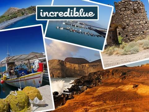 Incrediblue: Ο θαλάσσιος τουρισμός αλλάζει χάρτη!