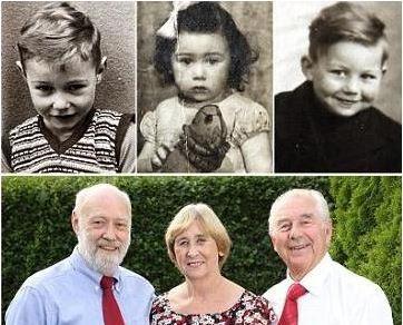 Συγκλονιστική ιστορία: Αδέρφια ενώθηκαν ξανά μετά από 60 χρόνια