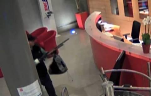Δείτε τον δράστη που σκόρπισε τον τρόμο στο Παρίσι (Pics+Vid)