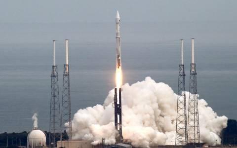 Εκτοξεύτηκε το σκάφος Maven που θα ερευνήσει την ατμόσφαιρα του Άρη