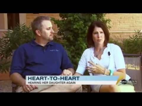 Μητέρα ακούει ξανά τον χτύπο της καρδιάς,της αδικοχαμένης κόρης της!