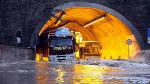 Δεκαοκτώ οι νεκροί από τις πλημμύρες στην Σαρδηνία