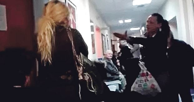 Τριτοκοσμικές εικόνες στα νοσοκομεία
