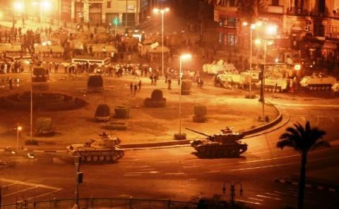 Αίγυπτος: 16 τραυματίες από επεισόδια στην πλατεία Ταχρίρ