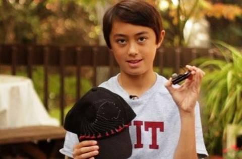 Παιδί - θαύμα 13 ετών διδάσκει στο φημισμένο MIT! (βίντεο)