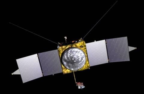 Απίθανο time-lapse βίντεο: Δείτε τη συναρμολόγηση του δορυφόρου ΜAVEN!
