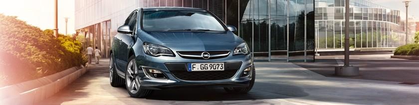 Το Opel Astra ήρθε να σας συναρπάσει!