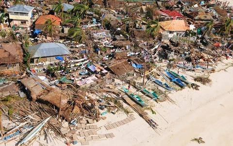 Φιλιππίνες: Περισσότεροι από 4.000 οι νεκροί