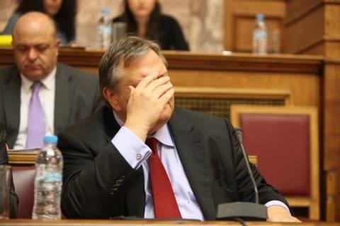 Αισθάνθηκε αδιαθεσία ο Βενιζέλος - Αναβλήθηκε η ΚΟ του ΠΑΣΟΚ