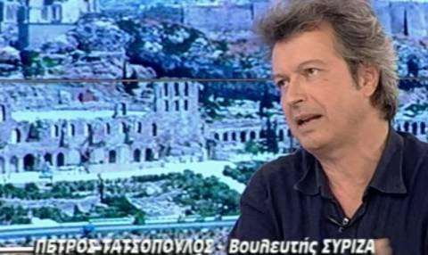 Τατσόπουλος: Θα έφευγα αν δεν με κάλυπτε ο Τσίπρας (vid)