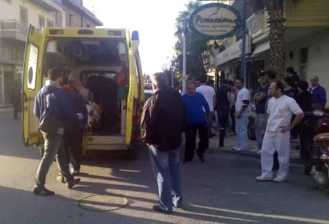 Κρήτη: Τροχαίο με θύμα έναν δικυκλιστή στο Ηράκλειο