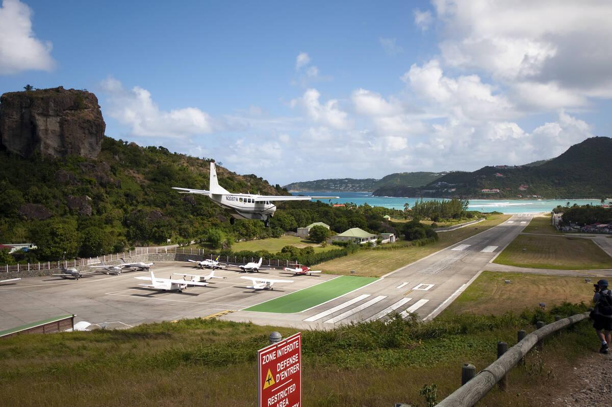 Τα επτά πιο επικίνδυνα αεροδρόμια του κόσμου! (pics) - Newsbomb