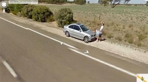 Βίντεο: Τα πιο περίεργα πράγματα που κατέγραψε το Google Street View