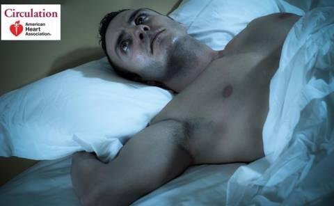 Η αϋπνία οδηγεί τους άνδρες στον πρόωρο θάνατο