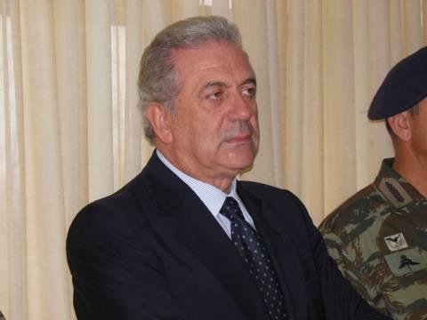 Αβραμόπουλος: Να επωφεληθούμε του πλούτου μας σε ξηρά και θάλασσα