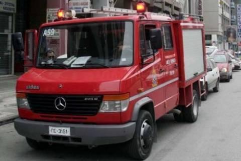 Εύβοια: Πυρκαγιά από βραχυκύκλωμα σε κατάστημα ηλεκτρικών
