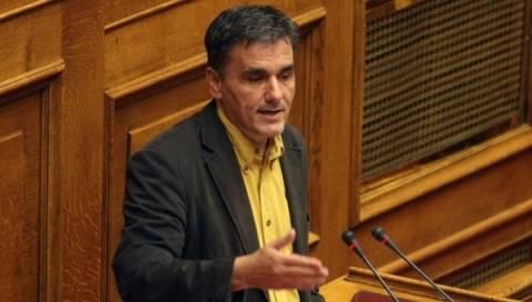 Τσακαλώτος:Ο προϋπολογισμός που κατέβασαν είναι κείμενο υπό αίρεση