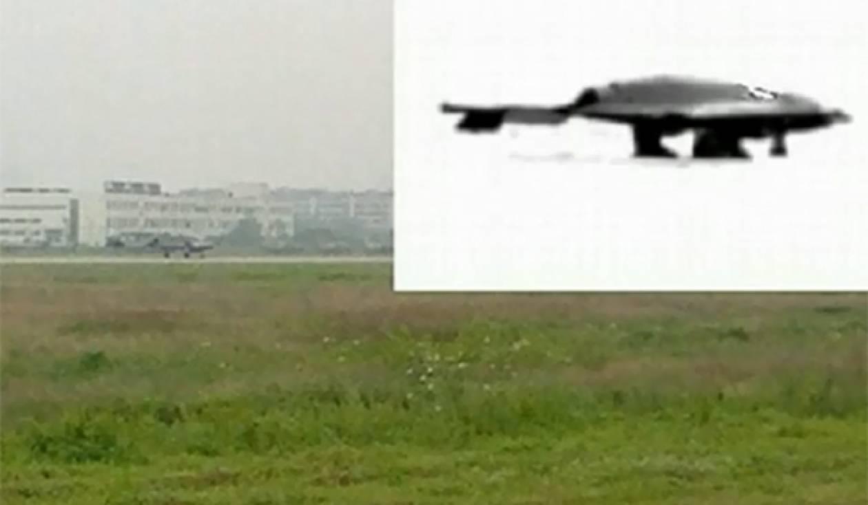 Κίνα: Επιτυχής δοκιμή νέου μη επανδρωμένου αεροσκάφους τύπου Stealth