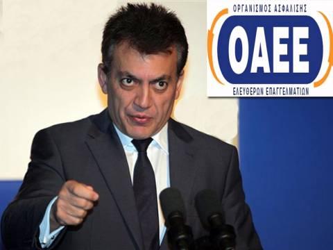 Νομοσχέδιο «σκούπα» για μάζεμα εισφορών σε Ταμεία ύψους 600 εκατ. ευρώ