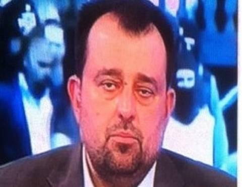 Ο  Κοτρώτσος για «εισβολή» δημοσιογράφων της εφημερίδας «Αποκαλύψεις»