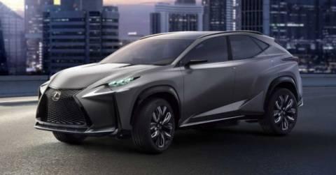 Lexus: Για πρώτη φορά Turbo στην ιστορία της