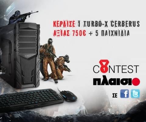Κέρδισε Gaming Desktop αξίας 750€