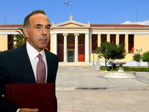 Μήνυμα Αρβανιτόπουλου σε πρυτάνεις και διοικητικούς