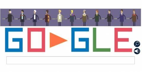 Dr. Who: Τα 50 χρόνια τιμά η Google με ένα διασκεδαστικό παιχνίδι