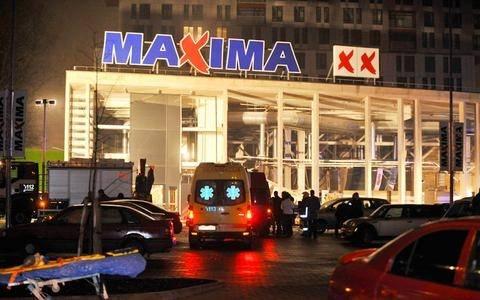 Λετονία: 32 νεκροί από κατάρρευση στέγης σουπερμάρκετ στη Ρίγα