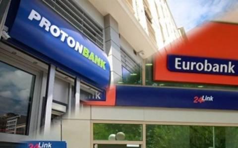 Ολοκληρώθηκε η συγχώνευση με Eurobank-Νέας Proton