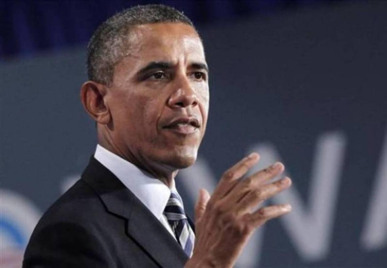 Δε φοβάται για τη ζωή του ο Ομπάμα